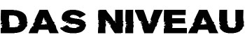 Das Niveau Online Shop-Logo